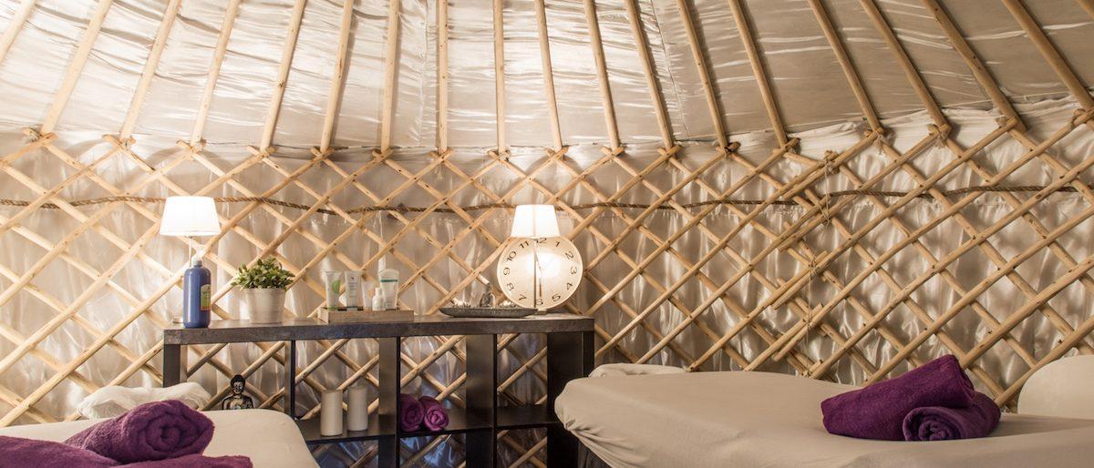 Permalink naar:Ontspannen in een Yurt!